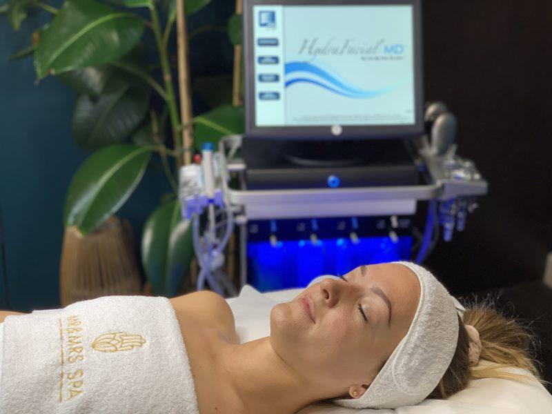 HydraFacial MD zabieg po który Twoja skóra będzie idealnie czysta!
